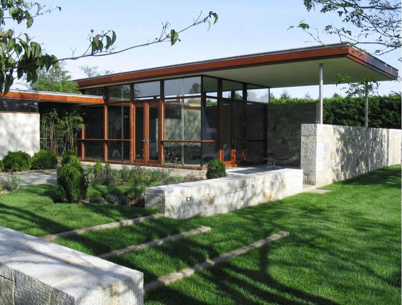 leroy street studio stone houses 25 2 Homes 1 Lot: Stone Houses by Leroy Street Studio