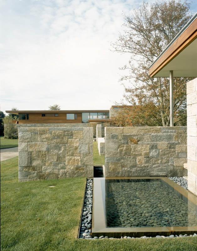 leroy street studio stone houses 29 2 Homes 1 Lot: Stone Houses by Leroy Street Studio