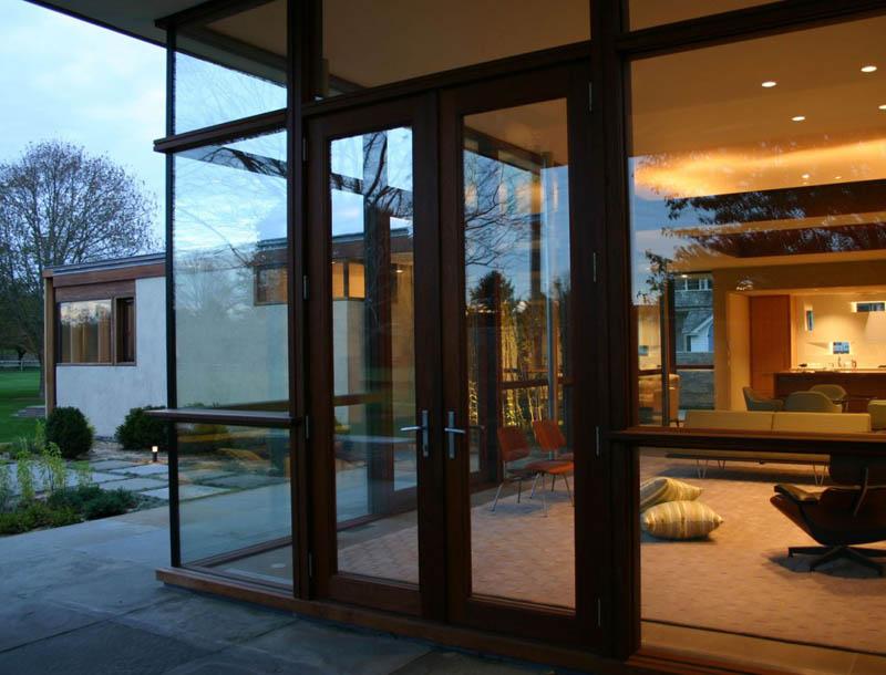 leroy street studio stone houses 9 2 Homes 1 Lot: Stone Houses by Leroy Street Studio