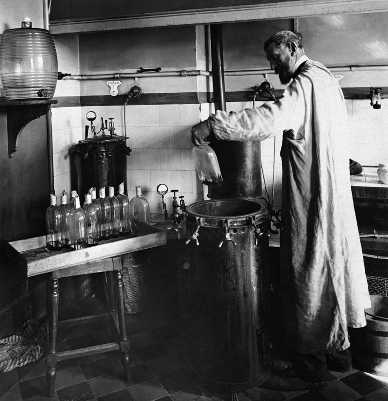 louis pasteur vaccine pasteurization This Day In History   July 6th