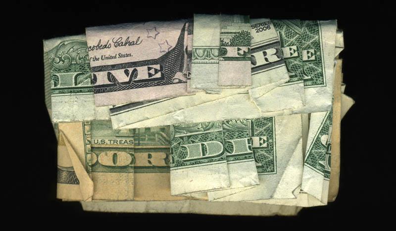 money currency art dan tague live free or die Money Talks: Amazing Dollar Bill Art of Dan Tague [21 pics]