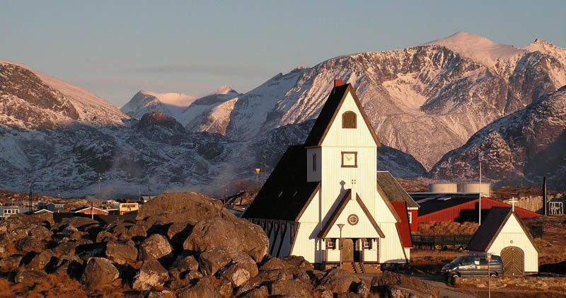 nanortalik church greenland 10 Things You Didnt Know About Greenland