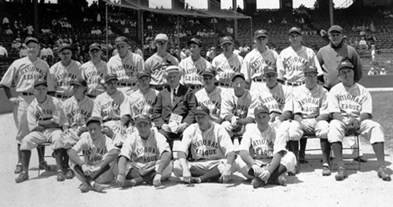 national league team first major league baseball all star game 1933 This Day In History   July 6th