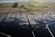 Picture of the Day: Flooded Ruins of Villa Epecuen
