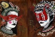 Astonishing Street Art Murals by Skount