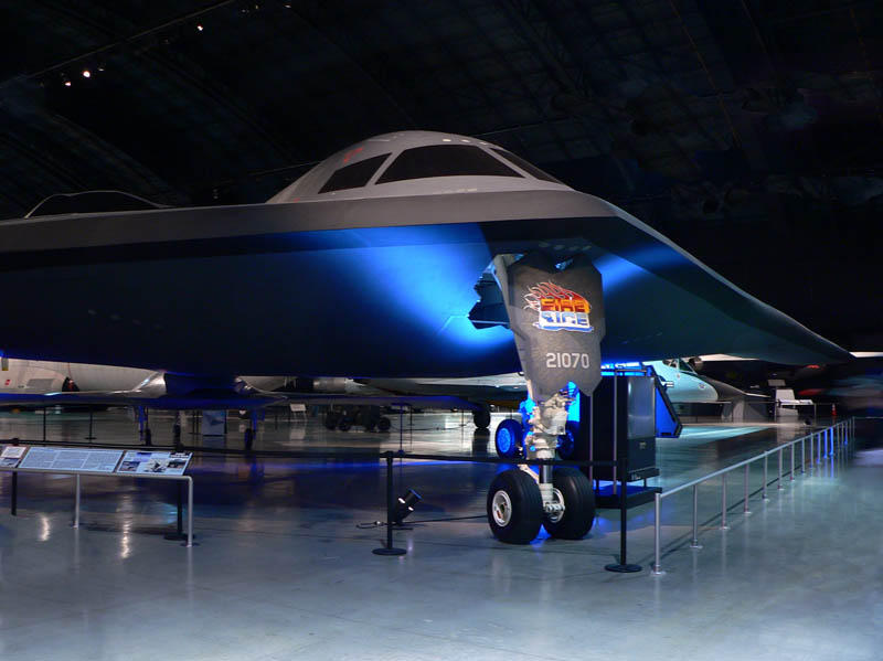 stealth bomber b 2 spirit inside hangar 10 Things You Didnt Know About the Stealth Bomber