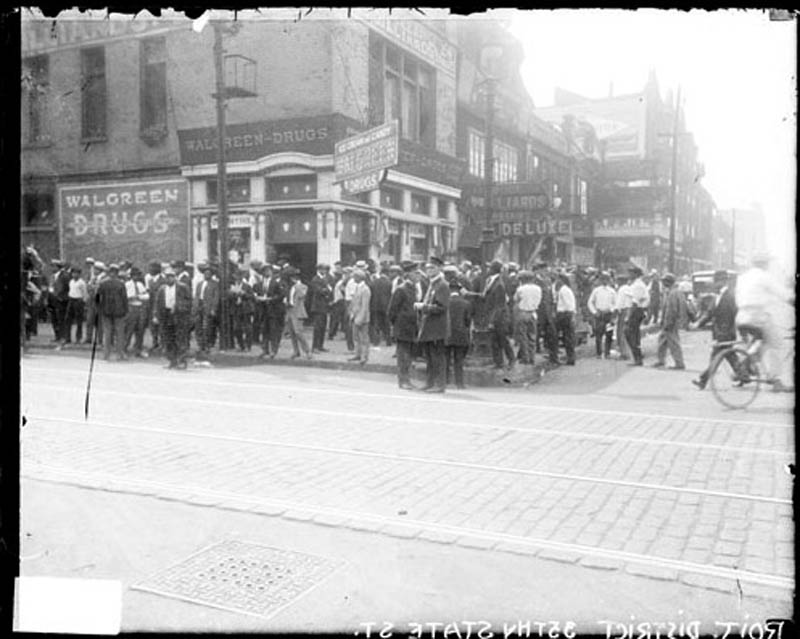 summer of red chicago race riots 1919 This Day In History   July 27th