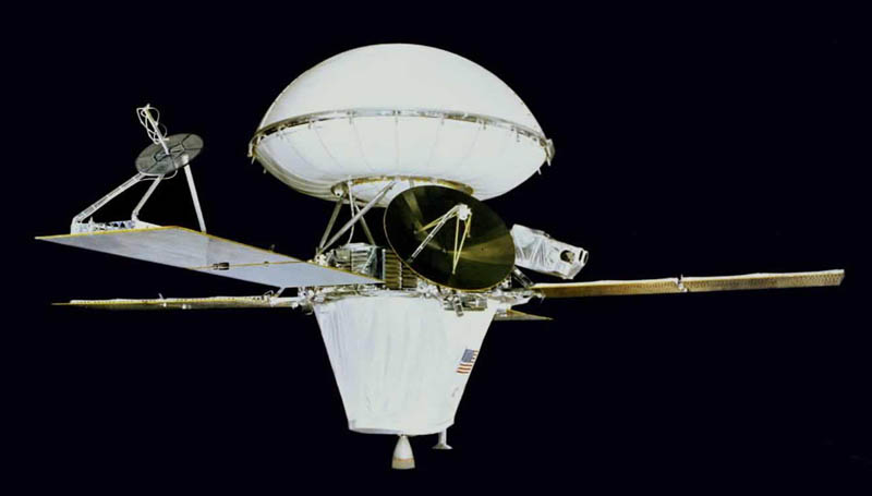 viking 1 orbiter spacecraft This Day In History   July 20th