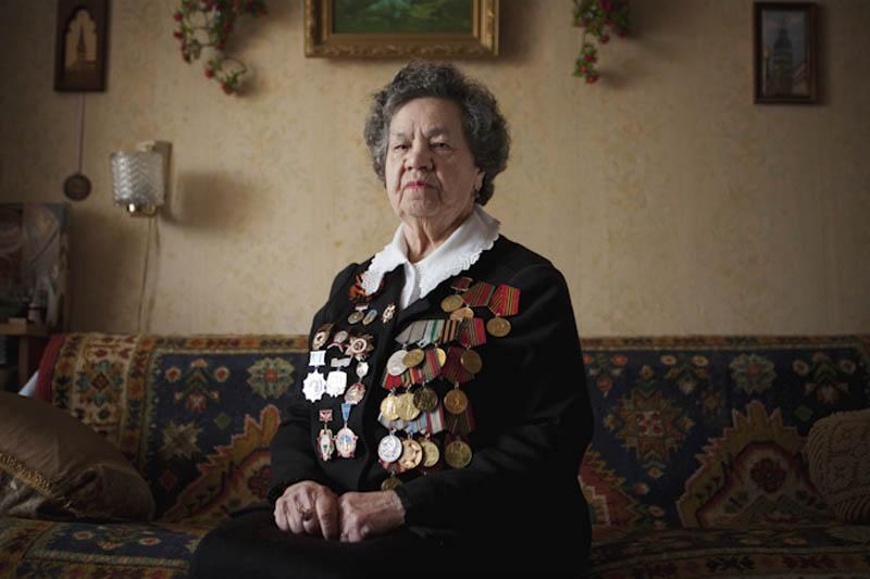 wwii veterans portraits konstantin suslov 10 Honoring the Veterans of World War II [25 pics]