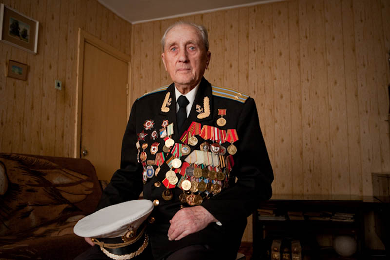 wwii veterans portraits konstantin suslov 14 Honoring the Veterans of World War II [25 pics]
