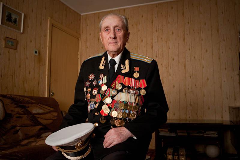 wwii veterans portraits konstantin suslov 14 Honoring the Veterans of World War II [25 pics]