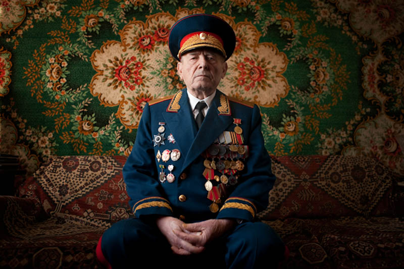 wwii veterans portraits konstantin suslov 19 Honoring the Veterans of World War II [25 pics]