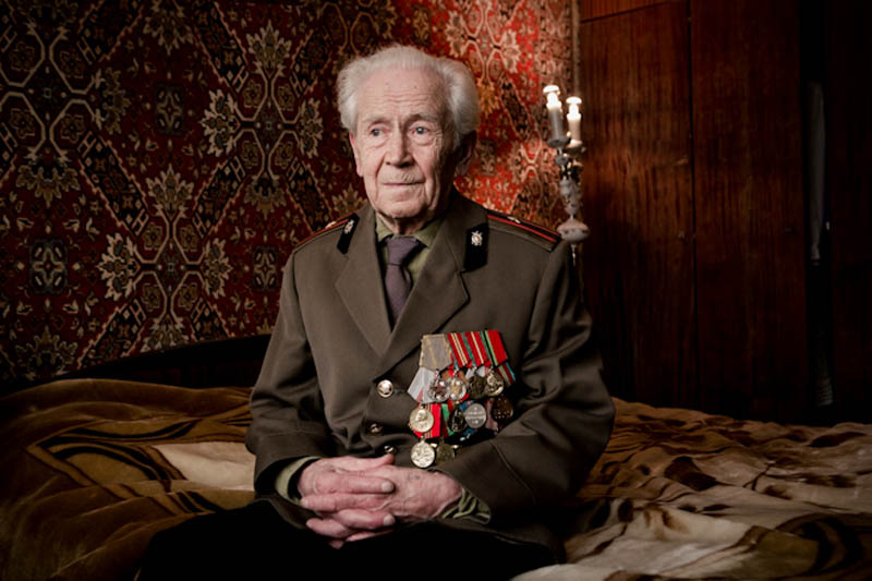 wwii veterans portraits konstantin suslov 20 Honoring the Veterans of World War II [25 pics]