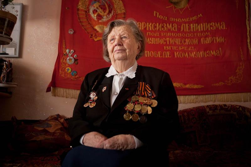 wwii veterans portraits konstantin suslov 23 Honoring the Veterans of World War II [25 pics]