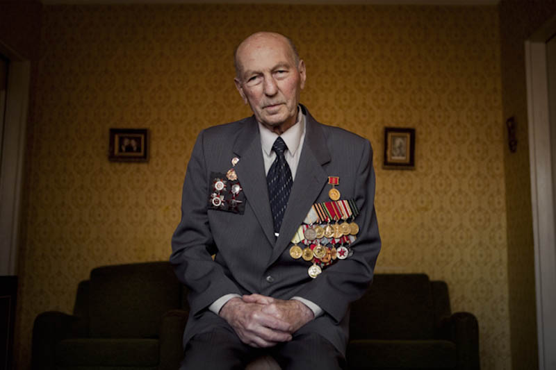 wwii veterans portraits konstantin suslov 3 Honoring the Veterans of World War II [25 pics]