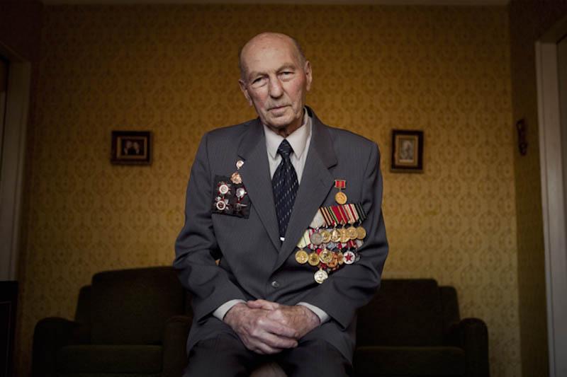 wwii veterans portraits konstantin suslov 3 Honoring the Veterans of World War II [25 pics]