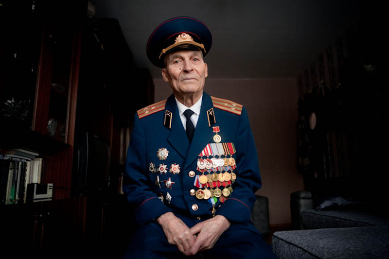 wwii veterans portraits konstantin suslov 4 Honoring the Veterans of World War II [25 pics]