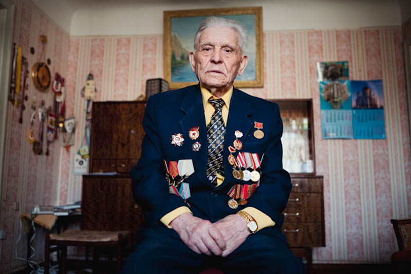 wwii veterans portraits konstantin suslov 5 Honoring the Veterans of World War II [25 pics]