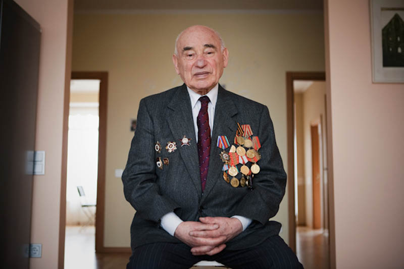 wwii veterans portraits konstantin suslov 9 Honoring the Veterans of World War II [25 pics]