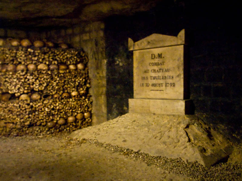 10 aout 1792 french revolution catacombes This Day In History   August 10th