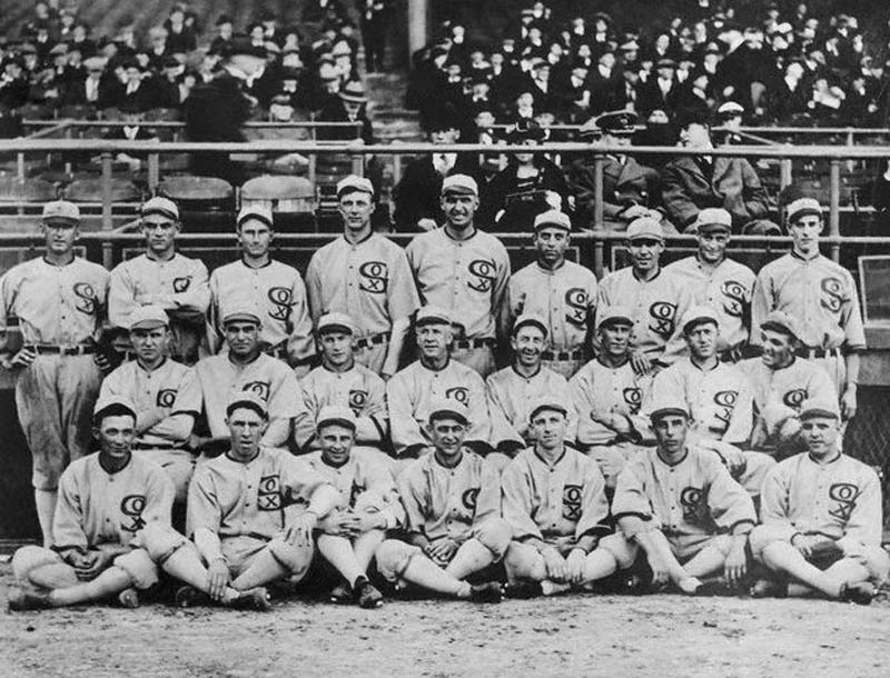 1919 blacksox scandal world series fix This Day In History   August 3rd