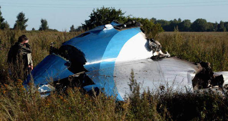 2004 russian aircraft bombings 2 This Day In History   August 24th