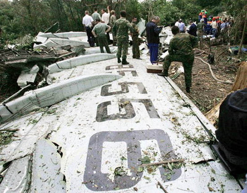 2004 russian aircraft bombings This Day In History   August 24th