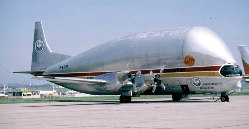 aero spacelines super guppy transport plane This Day In History   August 31st