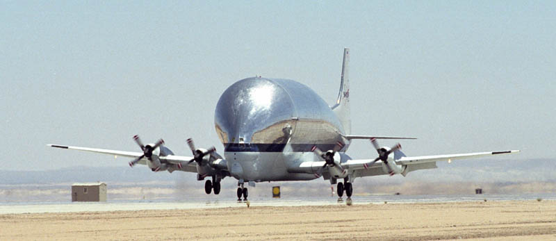 aero spacelines super guppy nasa This Day In History   August 31st