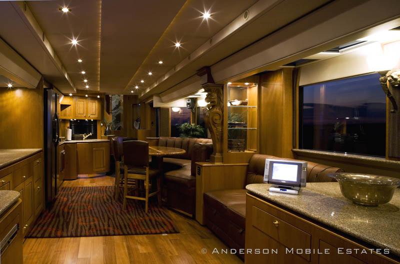 ashton kutchers trailer mobile home anderson 8 Anderson Mobile Estates: Luxury Trailers to the Stars