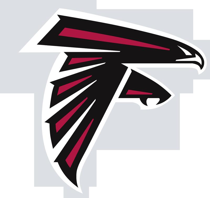 atlanta falcons logo large 20 Clever Logos with Hidden Symbolism