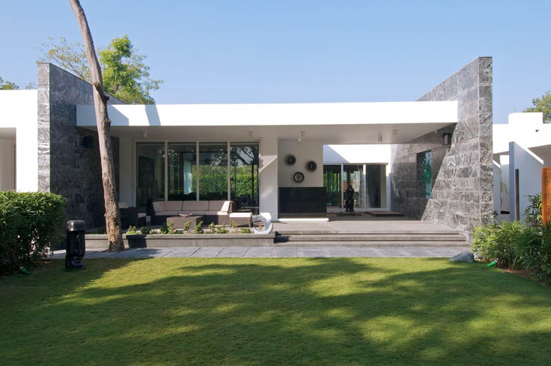 bungalow in india dinesh mills by atelier dnd 12 Beautiful Bungalow in India by atelier dnD