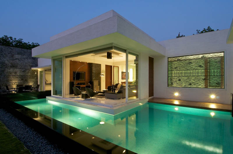 bungalow in india dinesh mills by atelier dnd 16 Beautiful Bungalow in India by atelier dnD