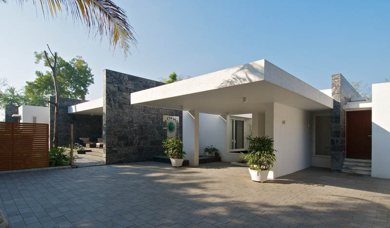 bungalow in india dinesh mills by atelier dnd 17 Beautiful Bungalow in India by atelier dnD