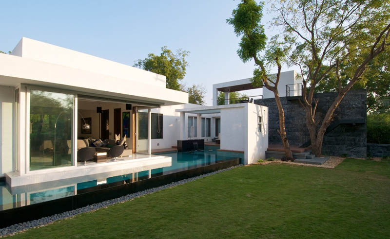 bungalow in india dinesh mills by atelier dnd 5 Beautiful Bungalow in India by atelier dnD
