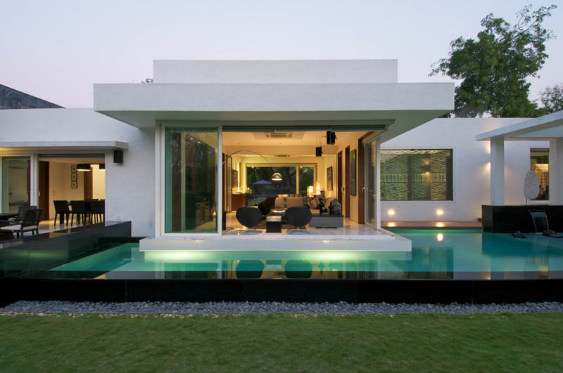 bungalow in india dinesh mills by atelier dnd 6 Beautiful Bungalow in India by atelier dnD