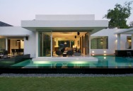 Beautiful Bungalow in India by atelier dnD