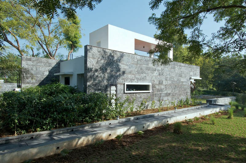 bungalow in india dinesh mills by atelier dnd 8 Beautiful Bungalow in India by atelier dnD