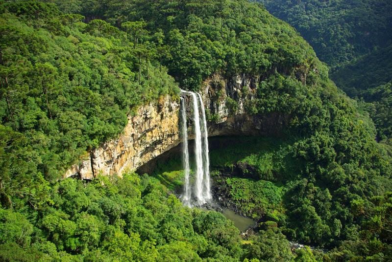 caracol falls rio grande do sul brazil Picture of the Day: Caracol Falls, Brazil
