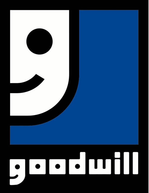 goodwill logo 20 Clever Logos with Hidden Symbolism