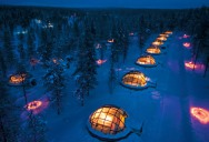 Picture of the Day: The Igloo Village Resort in Finland