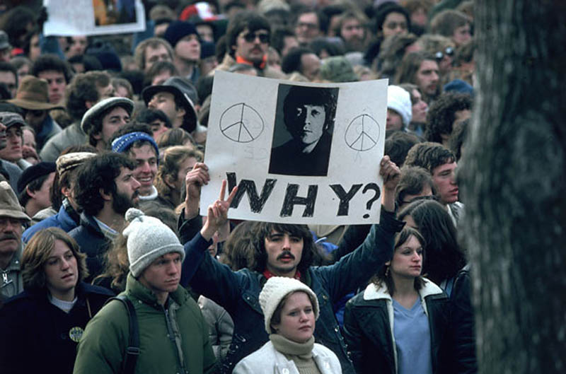john lennon funeral why sign This Day In History   August 24th
