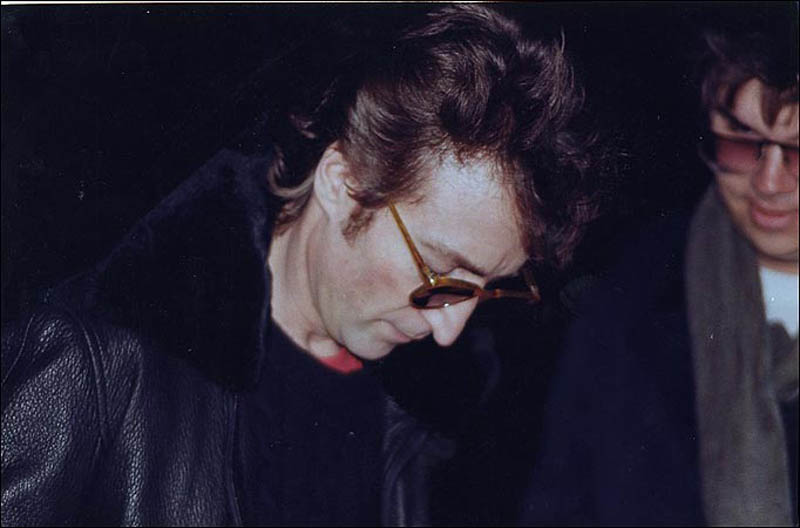 lennon autograph for mark david chapman This Day In History   August 24th