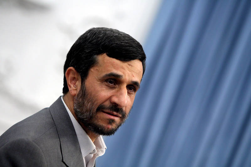 mahmoud ahmadinejad This Day In History   August 3rd