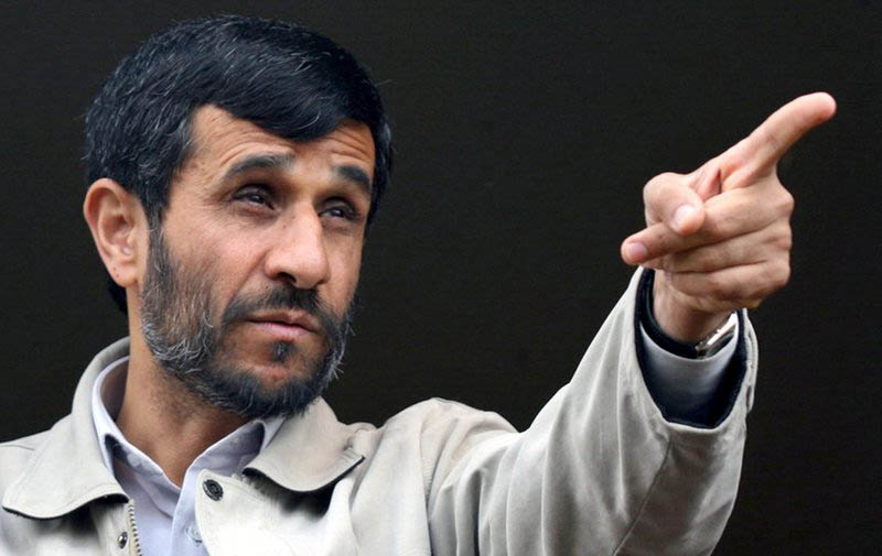 mahmoud ahmadinejad1 This Day In History   August 3rd