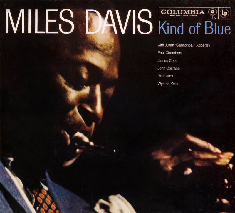 miles davis kind of blue album cover vinyl1 This Day In History   August 17th