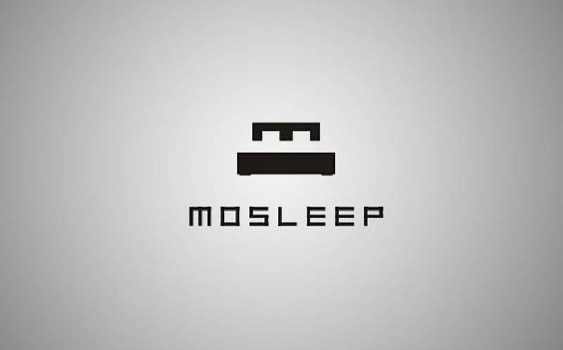 mosleep logo large 20 Clever Logos with Hidden Symbolism