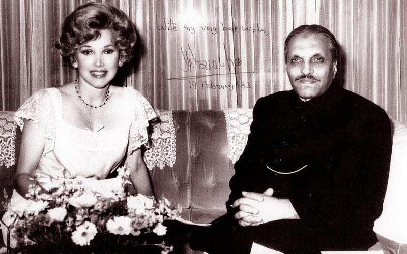 muhammad zia ul haq This Day In History   August 17th