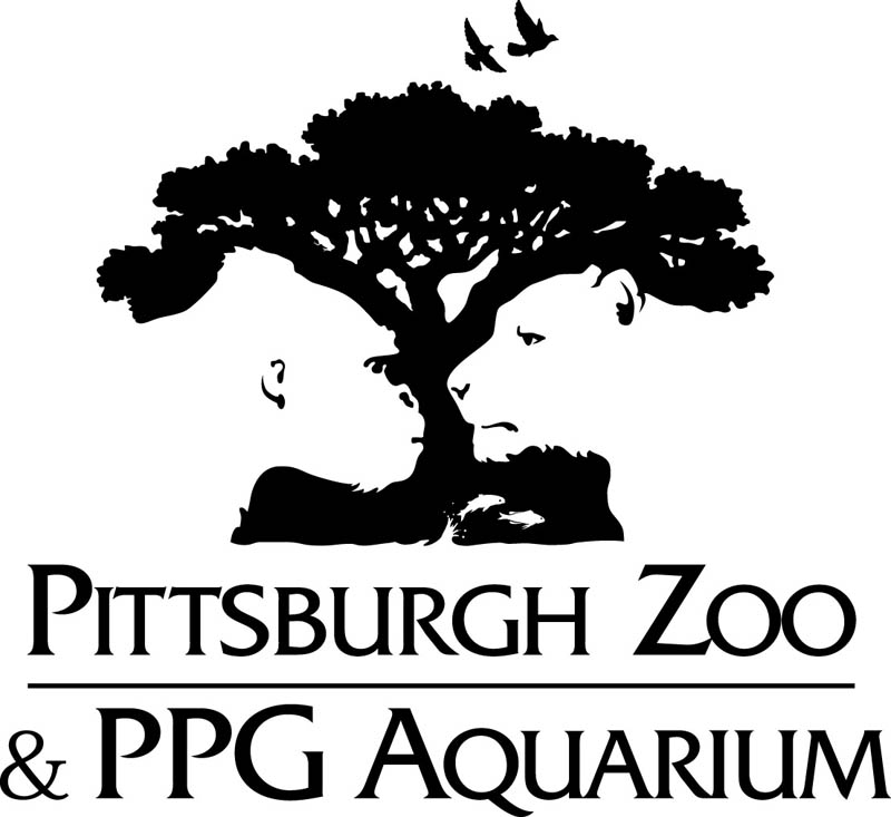 pittsburgh zoo and ppg aquarium logo large 20 Clever Logos with Hidden Symbolism
