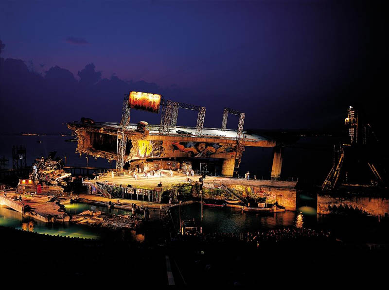 porgy and bess opera on the lake stage bregenz The Opera on the Lake Stages of Bregenz